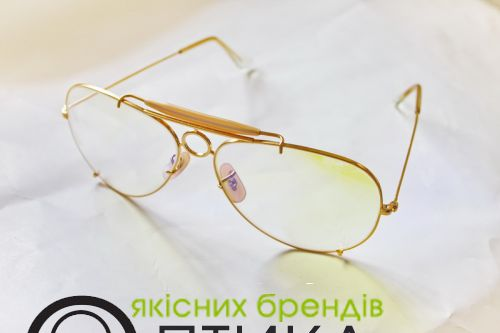 Антифары Blue Blocker в оправе Ray-Ban