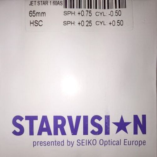 Линза STARVISION Jet Star 1.60 AS HSC